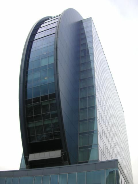 Radisson Blu Frankfurt (Gebude)