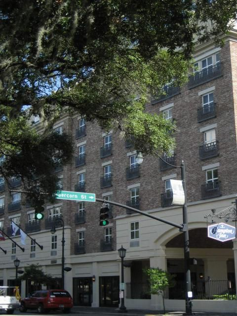 Hampton Inn Savannah Historic District (Gebäude)