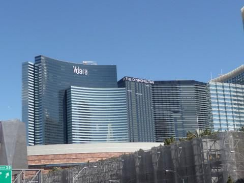 Jet Luxury Resorts Vdara & Spa (Gebäude)