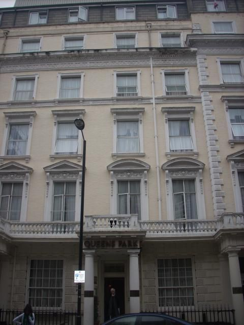 The Queens Hotel & Spa (Building)