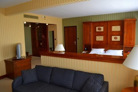 Hilton Strasbourg (Room and features)