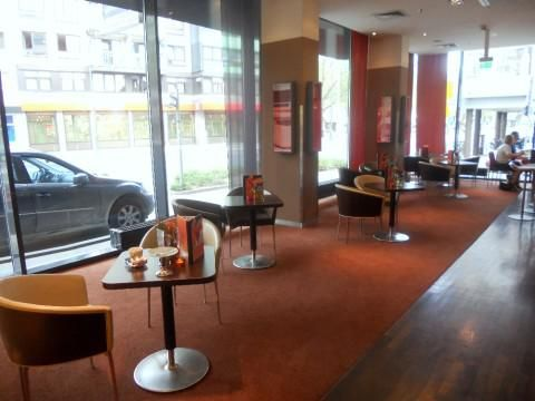 Novotel Aachen City (Restaurante)