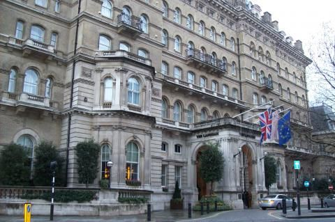 The Langham London (Building)
