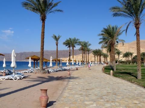 Mvenpick Resort Taba (Strand)