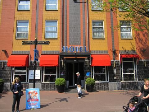 WestCord City Centre Hotel Amsterdam (Building)