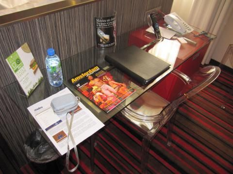 WestCord City Centre Hotel Amsterdam (Camera e arredamento)