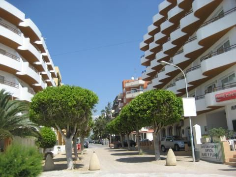 Verser Mar Y Playa (Edificio)