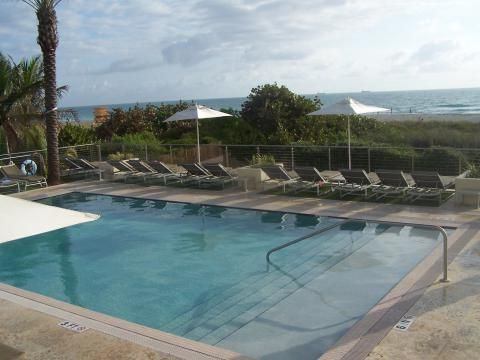 South Beach Marriott (Auenanlage)