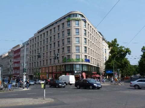 ibis Styles Berlin Mitte (Edificio)