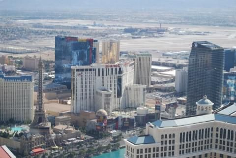 Jet Luxury Resorts The Signature MGM Grand (Ausblick)