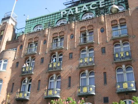 Scandic Palace Copenhagen (Gebude)