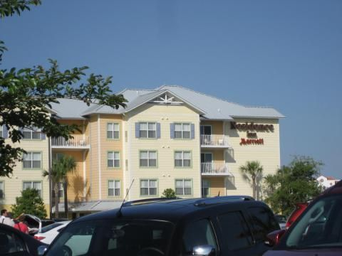Residence Inn Cape Canaveral Cocoa Beach (Gebude)