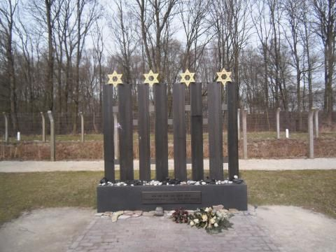 Camp Vught National Memorial (Exterior view)
