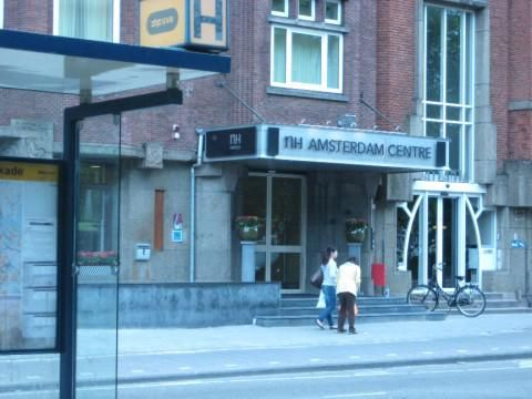 NH Amsterdam Centre (Building)