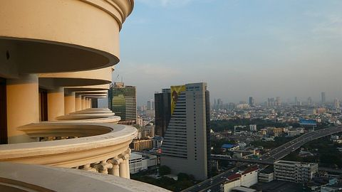 Lebua at State Tower (View)