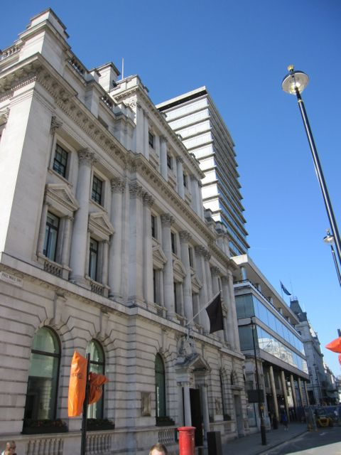 Sofitel St James London (Building)
