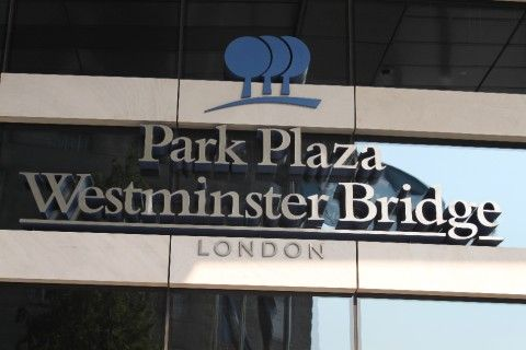 Park Plaza Westminster Bridge London (Zonas comunes exteriores)