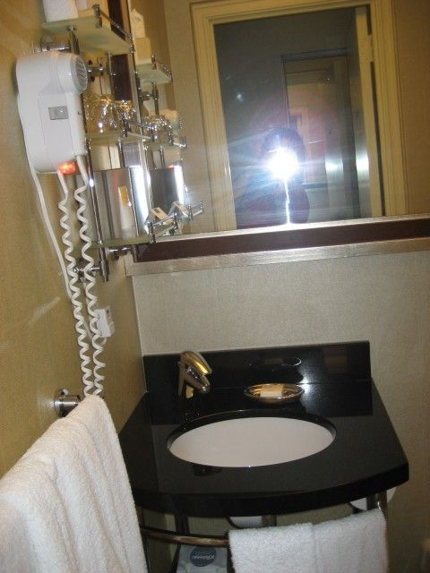 Grand Hyatt (Room and features)
