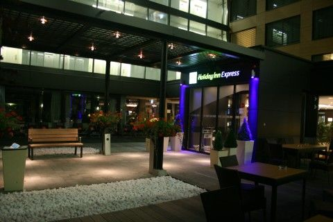 Holiday Inn Zurich Messe (Communal areas (e.g. garden))