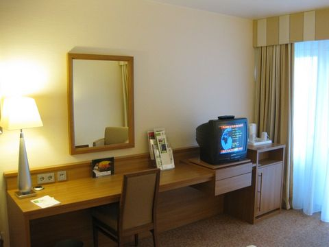 Holiday Inn City-South Conference Centre (Zimmer & Ausstattung)