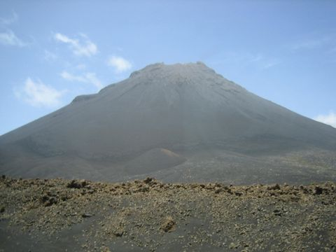 Pico Do Fogo (Vista exterior)