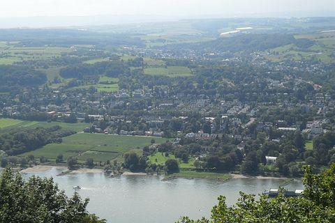 Drachenfels (Aussicht)