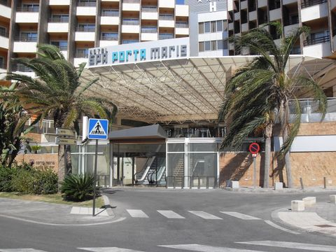 Sercotel Spa Porta Maris (Edificio)