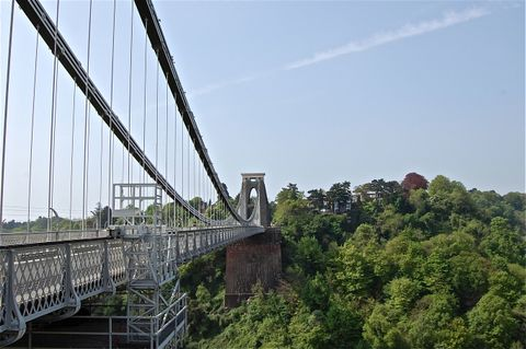 Clifton Suspension Bridge (Exterior view)