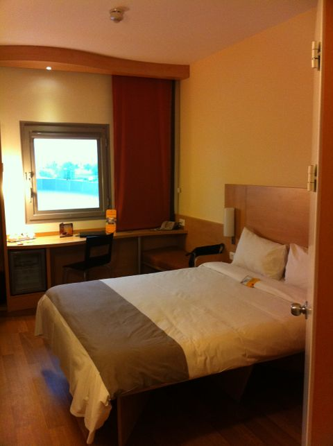 Ibis Bursa (Room and features)