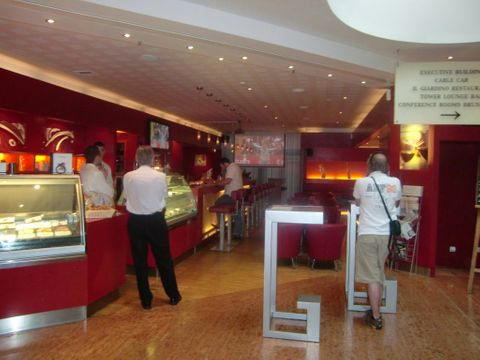 Mvenpick Hotel Prague (Restaurant)