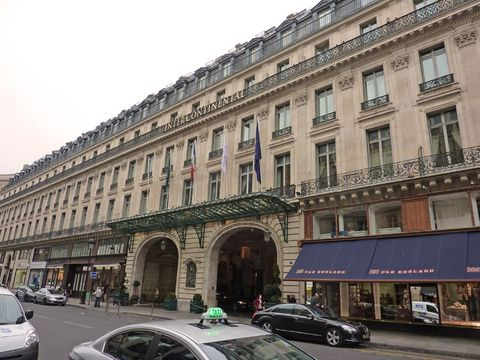 Intercontinental Paris-Le Grand (Building)