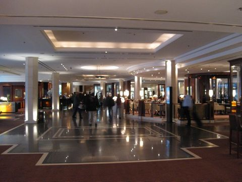 The Westin Grand Munich (Lobby)