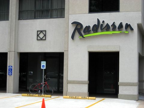 Radisson Hotel & Suites Austin Downtown (Edificio)