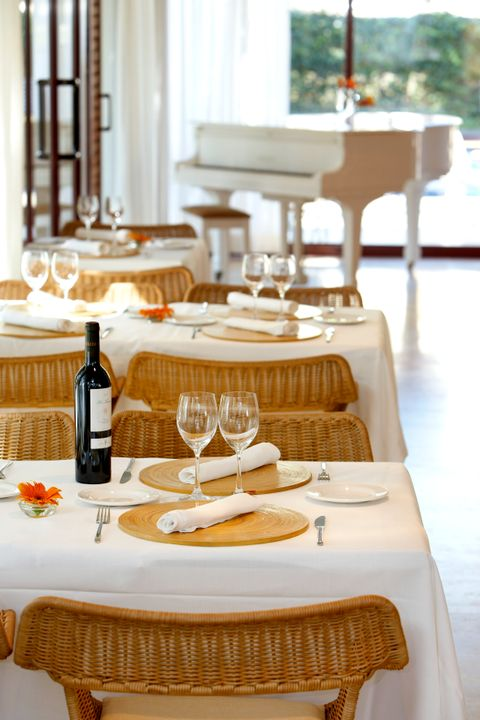 NM suites (Restaurante)