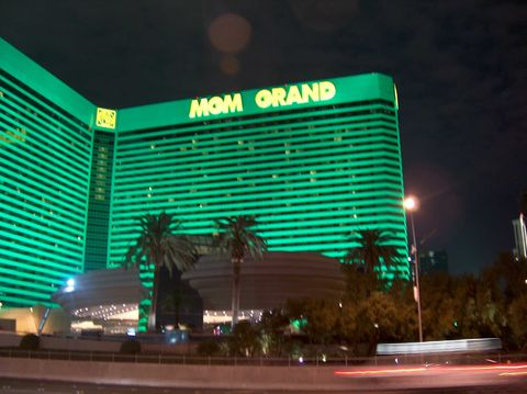 MGM Grand (Communal areas (e.g. garden))
