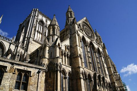 York Minster (Exterior view)