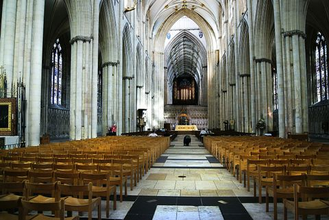 York Minster (Interior view)
