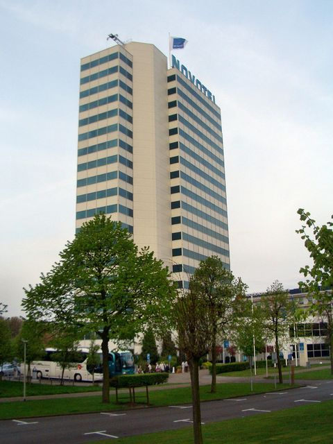 Novotel Rotterdam Brainpark (Surroundings)