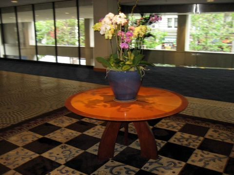 Hyatt Regency San Francisco (Lobby)