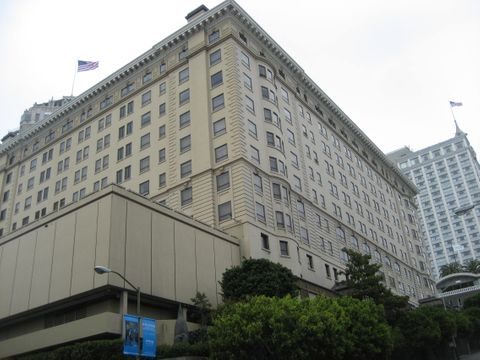Renaissance San Francisco Stanford Court Hotel (Building)