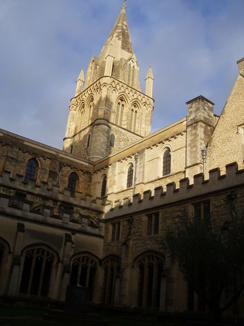 Christ Church College (Exterior view)