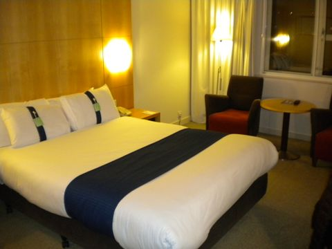 Holiday Inn Oxford (Room and features)