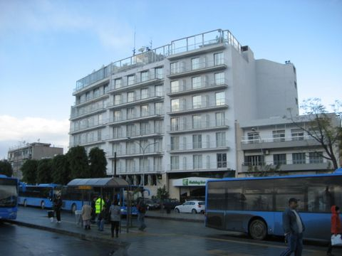 Holiday Inn Nicosia City Centre (Bâtiment)