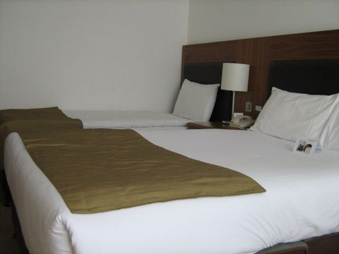 Maldron Hotel Smithfield (Room and features)