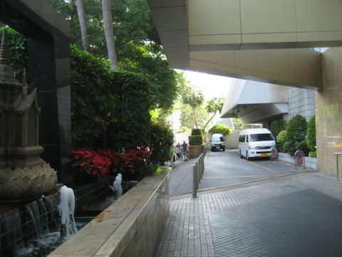 Royal Orchid Sheraton & Towers (Communal areas (e.g. garden))