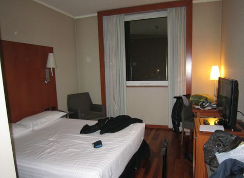 Eurostars Toscana (Room and features)