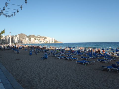 Levante Beach (Exterior view)