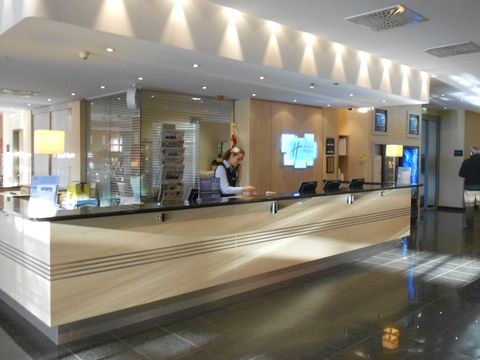 Holiday Inn Express Frankfurt Messe (Lobby)