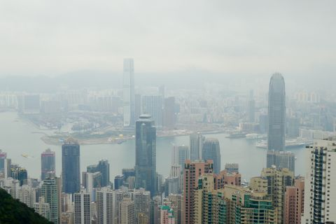 The Peak Hong Kong (Exterior view)