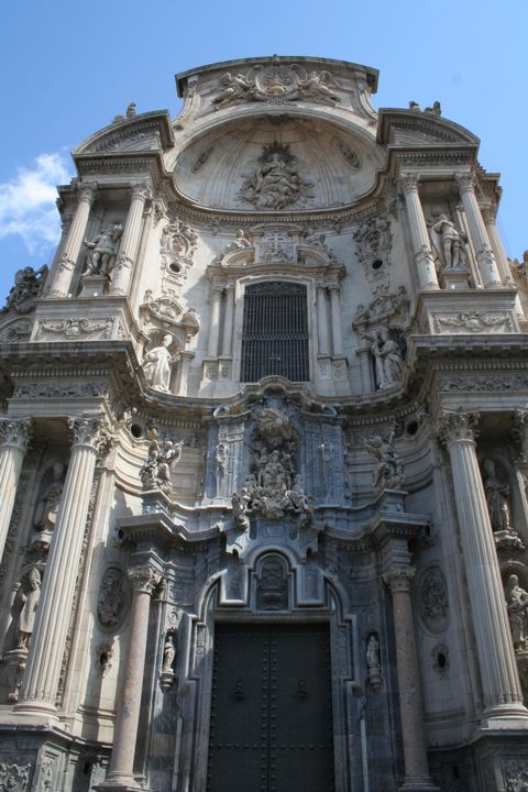 Catedral de Murcia (Vista exterior)
